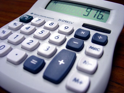 What is a real estate tax proration and how is it calculated?